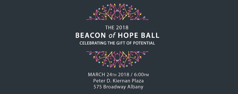 The 2018 Beacon of Hope Ball