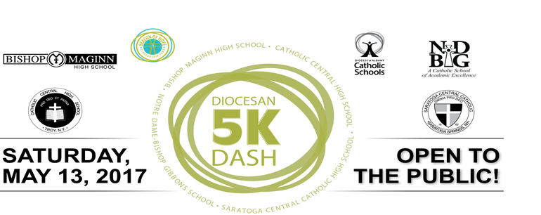 Diocesan Dash & Dash for Hope Kids Race 2017