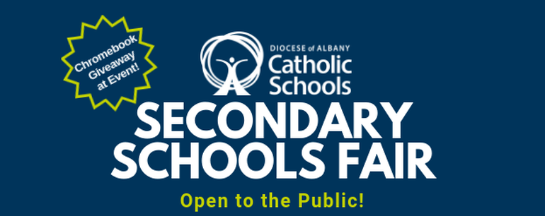 Diocese of Albany, Catholic Schools - Secondary Schools Fair